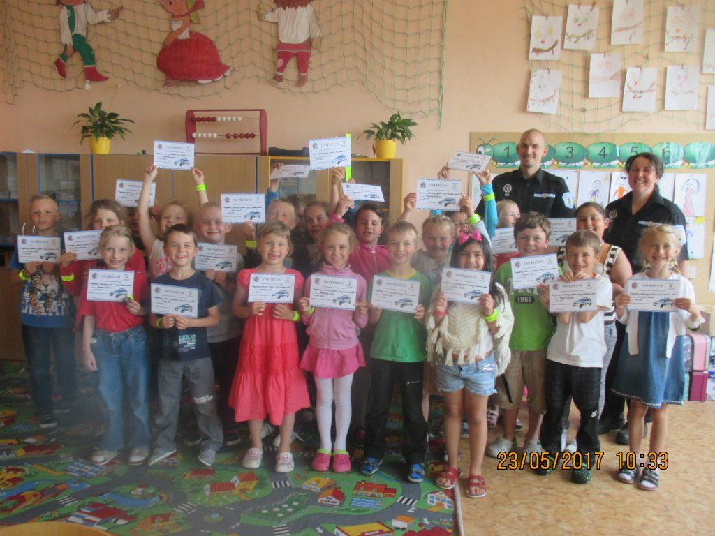 Prevence na Základní škole Třebechovice pod Orebem – třída 1.C