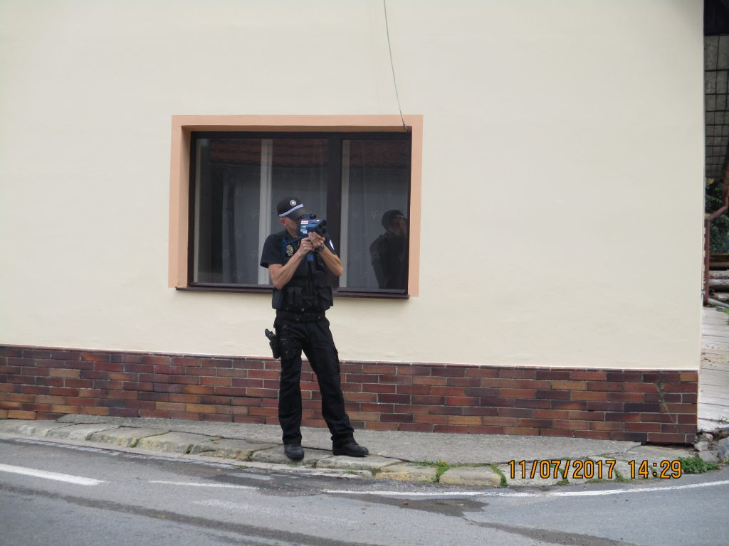 Městská policie informuje – měření rychlosti vozidel (statistika)
